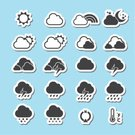 Rain,Ilustration,Snowflake,Climate,night sky,Nature,Snow,Ice,Night,Drop,Thunderstorm,Symbol,Weather Icon,Icon Set,Sign,Vector,Weather