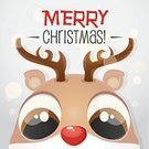 Christmas,Child,Humor,Poster,Deer,Backgrounds,Reindeer,Happiness,Vector,Rudolph The Red-nosed Reindeer,Greeting Card,Greeting,Holiday,Animal Head,Fairy Tale,Snow,Celebration,Animal Eye,Catalog,Cartoon,Postcard,Newspaper Headline,Brown,Tranquil Scene,Animal Nose,Characters,Individuality,Wallpaper,Season,Mascot,Candid,Computer Graphic,Snowflake,Winter,Human Face,Ilustration,Animal,Elementary Age,Creativity,Cute,Red,White