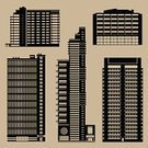 Skyscraper,Infographic,Black And White,Home Interior,House,Urban Scene,City,Isolated,Hotel,Computer Graphic,Mansion,Design,Cityscape,Style,Vector,Construction Industry,Tower,Ilustration,Built Structure,Architecture,Variation,Set,New,Business,Candid,Collection,Residential District,Silhouette,Building Exterior,Modern,Town,Downtown District,Apartment,Flat,Residential Structure,Block,Tall,Real Estate,City Life