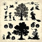 Oak Tree,Silhouette,Tree,Vector,Women,Magic,Cloudscape,Old-fashioned,Vampire,Computer Graphic,Mushroom,Domestic Cat,Bat - Animal,Wizard,Undomesticated Cat,Landscape,Woodland,Cap,Halloween,jack-o-lantern,Holiday,Jack,Crown,Black Color,Spider,Outline,Nature,Cut Out,Characters,Computer Icon,Cloud - Sky,Mystery,Spider Web,Owl,Pumpkin,Witch,Set,Moon,Castle,People,Outdoors,Tree Trunk,Scarecrow,Forest,Cartoon,Single Object,Leaf,Toadstool,Ghost