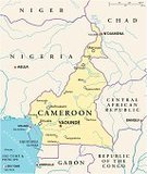 Cartography,Nigeria,Cameroon,abuja,malabo,ndjamena,Chad,Gulf Of Guinea,Sao Tome and Principe,Libreville,Vector,Abstract,Travel,republic,lom,Coastline,Republic of the Congo,Ebolowa,Gabon,Central African Republic,Bangui,Country - Geographic Area,Globe - Man Made Object,Equatorial Guinea,Yaounde,Central Africa,Douala,Africa,Atlantic Ocean,World Map,Lake Chad