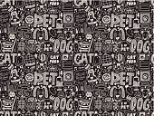 Domestic Cat,Wrapping Paper,Undomesticated Cat,Animal Bone,Leash,Paw,Dog Bone,Kitten,Bird,Backdrop,Backgrounds,Symbol,Black Color,House,Veterinary Medicine,Doodle,Collection,Pet Collar,Fish,Sketch,Aquarium,Seamless,Animal Hand,Puppy,Animal,Fishbowl,Animal Food Bowl,Ilustration,Pattern,Bowl,Birdcage,Care,Body Care,Cage,House,Pets,Vector,Dog,Collar,Drawing - Activity,Set,Home Interior,Rabbit - Animal,Food,Fish Tank