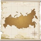 Cartography,Document,Map,Sepia Toned,Paper,Old,Middle East,Ilustration,Old-fashioned,Scroll,Compass Rose,Vector,Sovjet Union,Ancient,Russia,Dirty,Brown,Toned Image,Beige,Illustrations And Vector Art,Eurasia,Stained,Steampunk,Color Gradient,Travel Locations,state,The Past