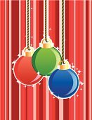 Christmas Ornament,Christmas,xmas background,Christmas,shinny,Holidays And Celebrations,Striped,Backgrounds,Bright,Red,red stripes