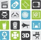 Symbol,Computer Icon,Movie Theater,Speaker,Movie,Vector,Film Industry,Entertainment,Ticket,Interface Icons,Film Reel,Set,Menu,Camera - Photographic Equipment,Camera Film,Spotlight,Award,Filming,Megaphone,VIP,Illuminated,Soda,Eyeglasses,Food,Director,Drink,Group of Objects,Industry,Design,Backgrounds,internet icons,Sign,Television Set,Chair,Entering,3-D Glasses,Silhouette,Popcorn,Beginnings,Director's Chair