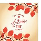 Autumn,Elegance,Greeting Card,Banner,Old-fashioned,Backgrounds,Style,Textured Effect,Retro Revival,template,Vibrant Color,Decoration,Three Dimensional,Red,Calligraphy,Handwriting,Multi Colored,Vector,Label,Typescript,Season,Branch,Tree,Abstract,Poster,Design,Design Element,Floral Pattern,Plant,Text,Art,time of year,Candid,foliagé,Nature,Awe