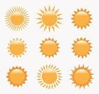 Creativity,Concepts,Tropical Climate,Decoration,Message,Nature,Holiday,Vacations,Season,Travel,Sun,Icon Set,Ilustration,Vector,Summer