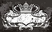 T-Shirt,Crown,Design,Pattern,Grunge,Medieval,Sign,Print,Text,Label,Frame,Vector,Classic,Insignia,Deco,Computer Graphic,Art,Digitally Generated Image,Victorian Style,Growth,Engraved Image,Ornate,Old,Cultures,Elegance,Painted Image,Plant,Art Deco,Backgrounds,Symmetry,Arts And Entertainment,Nature,Illustrations And Vector Art,Plants,Ilustration,Curve,Drawing - Activity,Mirrored Pattern,Arts Abstract