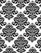 Brocade,Wallpaper Pattern,Pattern,Baroque Style,Seamless,Backgrounds,Black Color,Growth,1940-1980 Retro-Styled Imagery,Victorian Style,Retro Revival,Elegance,Vector,Symbol,Swirl,Old-fashioned,Repetition,Black And White,Image Created 1970s,Classic,Ornate,Scroll Shape,Christmas Decoration,Composition,Image Created 1960s,Decoration,Insignia,Simplicity,Abstract,1960,Shape,Hallmark,Ilustration,Curve,Curled Up,Vertical,Concepts,Vector Ornaments,Vector Backgrounds,Part Of,Orthographic Symbol,Illustrations And Vector Art
