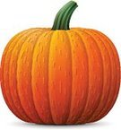 Jack O' Lantern,Vegetable,Pumpkin,Squash - Vegetable,Ingredient,Fruit,Isolated On White,Harvesting,Vector,Isolated,Kitchen,Autumn,Thanksgiving,Agriculture,Meal,Halloween,Farm,Season,Cooking,Orange Color,Plant,Ripe,viand,Olericulture,Groceries,Food And Drink,Organic,Food