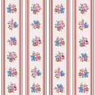 English Rose,Fashion,Flower Head,England,shabby chic,Fragility,Striped,Romance,Wallpaper Pattern,Seamless,Cute,Backgrounds,Elegance,Rose - Flower,Pattern,Pink Color,Scrapbook,Flower,Beauty In Nature