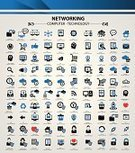 Icon Set,Internet,Electronic Banking,Network Security,Technology,Business,Cloud Computing,Vector,Blog,Blue,Bird,Flag,Shopping Cart,Network Icon,Social Networking,Thumb,Camera - Photographic Equipment,Web Page,Speech,Bookmark,E-commerce,web icons,Computer,Sign