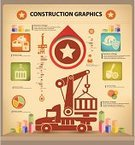 Computer Graphic,Symbol,Packing,Service,Engineer,Car,Currency,Ilustration,Sign,Business,Graph,Vector,Transportation,Icon Set,Cargo Container,Freight Transportation,Warehouse,Infographic