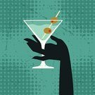 Martini,Celebratory Toast,Vector,Cocktail,Pub,Old-fashioned,Retro Revival,Glass,Human Hand,Invitation,Brochure,Design,Flat,Grunge,Celebration,Vineyard,Frame,Menu,Banner,Alcohol,Event,Bar - Drink Establishment,Backgrounds,Vacations,People,Gin,Winery,Business,Vermouth,Paper,Restaurant,Olive Tree,Greeting Card,Food,Liquid,Postcard,Sparse,Gesturing,Drink,Freshness,Cafe,Ilustration,Travel Destinations,Human Arm,Party - Social Event,Garnish,Olive,One Person