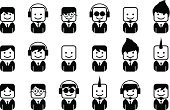Avatar,Symbol,Characters,Human Face,Facial Expression,Computer Icon,Portrait,People,Men,Little Boys,Photograph