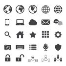 Symbol,subscription,Magnifying Glass,Laptop,Internet,Design Element,E-Mail,Telephone,Smart Phone,Mail,Gear,People,Bubble Talk,Microphone,Camera - Photographic Equipment,Bookmark,Mobile Phone