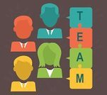 Partnership,Sharing,Cooperation,Talking,Meeting,Learning,Teamwork,People,Togetherness,Puzzle,Discussion,Ilustration,Team,Business Person,Business,Speech Bubble,Human Face,Contemplation,Community,Connection,Multi Colored,Silhouette,Strategy,Group Of People,Vector