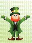 Leprechaun,Clover,Backgrounds,Pattern,patrick,Nature,Saint,Vector,Flag,Hat,Luck,Symbol,Ilustration,Abstract,Image Created 17th Century,Tree,Creativity,Day,Greeting,Decoration,Leaf