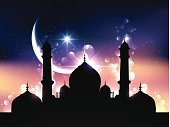 Arabia,Night,Eid-Il-Fitr,Praying,Islam,Fitr,Ramadan,Mosque,Month,allah,Backgrounds,Kareem,masjid,Celebration,Vector,Koran,Middle Eastern Ethnicity,Speed,Namaz,Greeting,Ilustration,Abstract,Hosni Mubarak,Cultures,adha,Religion,Spirituality