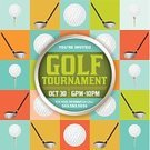 Golf,Invitation,Poster,Golf Ball,Text,Competition,Competitive Sport,Golf Course,Annual Event,Putting Green,Flyer,Design,Ilustration,Event,Backgrounds,Golf Club,golf tournament,Vector,Tee,Driving Range,Placard,Banner