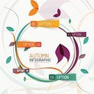 Computer Graphic,Infographic,Vector,Flying,Environment,template,Circle,Decoration,Ornate,September,Swirl,Abstract,Creativity,Brochure,Autumn,Data,Shape,Ilustration,Pattern,Diagram,Label,Backgrounds,Sparse,Leaf,Nature
