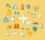 Airplane,Flat,Travel,Airplane Ticket,Summer,Journey,People Traveling,Abstract,Sign,Air Vehicle,Symbol,Cartography,Map,Tourist,Computer Icon,Relaxation,Ship,Vacations,Travel Destinations,Recreational Pursuit,Simplicity,Collection,Direction,Temperature,Alcohol,Cocktail,Buying,Compass,Single Object,Heat - Temperature,Design Element,Weather,Bag,Air,Concepts,Vector,Sea Passage,Passenger Ship,Part Of,Sunglasses,Luggage,Exploration,Beach,Sun,Nautical Vessel,Ball,Tourism,Ticket