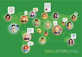 People,Infographic,Sign,Symbol,Business,Wireless Technology,Internet,Backgrounds,Circle,Web Page,Marketing,Blog,Telephone,Ilustration,Abstract,Technology,Computer,Service