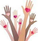 Thank You,Human Heart,Human Hand,Volunteer,Thanksgiving,Gratitude,Giving,Valentine's Day - Holiday,Women,Men,Blood Donation,Assistance,Multi-Ethnic Group,Service,Help,Multi Colored,Teamwork,Team,Love,Concepts,Ideas,Donation Box,The Human Body,People,feelings,Communication,Inspiration,Palm,Support,Care,A Helping Hand,Isolated,Friendship,Community,Emotion,Togetherness