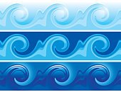 Wave,Wave Pattern,Water,Frame,Seamless,Pattern,Circle,Abstract,Symbol,Vector,Blue,Backgrounds,Nature,Ilustration,Design,Liquid,Curve,Arts And Entertainment,Vector Ornaments,Nature,Illustrations And Vector Art,Nature Symbols/Metaphors,Shiny,Part Of,Arts Abstract