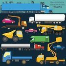 Truck,Pick-up Truck,Refrigerator,Car Transporter,Dump Truck,Armored Tank,Symbol,Transportation,Ilustration,Car,Infographic,Hydraulic Platform,Train,Cargo Container,Single Object,Electric Mixer,Minibus,Land Vehicle,Vector,Abstract,Icon Set,Decor,Vehicle Trailer,Forklift,Mining,Design,Fire - Natural Phenomenon,Tractor,Construction Industry,Design Element,Style,Flatbed Truck,Crane - Construction Machinery,Traffic,Computer Graphic,Cute,Retro Revival,Road,Set