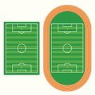 Stadium,Soccer,Playing Field,Sport,Plan,Vector,Residential District,Backgrounds,Grass,Playful,Goal,Competition,Green Color,Playing,Vector Backgrounds,Team Sports,Sports And Fitness,Illustrations And Vector Art,Land,Part Of