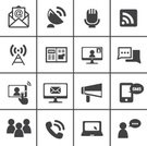 Telephone,Digital Tablet,Laptop,Megaphone,People,communication icons,Technology,Mobile Phone,Correspondence,Communication,Computer Monitor,Speech Bubble,Internet,Global Communications,Touch Screen,Business,Sphere,Discussion,Microphone,Touching,Mail,Wireless Technology,Smart Phone,Communications Tower,Envelope