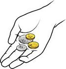 Handful,Currency,Finance,Business,Coin,Wealth,Three Dimensional,Banking,Gold Colored,Human Hand,Paying,Shiny,Success,Palm,Metal,Savings,Isometric,Gold
