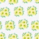 Ink,Abstract,Seamless,Flower,Floral Pattern
