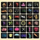 Computer Icon,Symbol,Icon Set,Retirement,Accident And Insurance Themes,Protection,Fire - Natural Phenomenon,Medical Exam,Accident,Boat Accident,Ambulance,Ticket Counter,Wheelchair,Old,Nautical Vessel,Education,Insurance Agent,Physical Injury,shakehand,Thief,Airplane,Finance,Family,Flood,Syringe,Emergency Services,Senior Adult,Medicine,Aging Process,Accessibility,wold,Fee,Heartbeat,Parasol,Tow Car,Savings,IT Support,Stethoscope,gangsterism,Insurance,Hospital,Lock,house fire,Umbrella