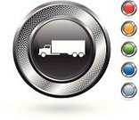 Truck,Moving Office,Motion,Symbol,Moving House,Physical Activity,Wheel,Driving,Empty,Computer Icon,Grid,Blank,Set,template,Red,Curve,Silver Colored,Metallic,Metal,Circle,Orange Color,Hole,Silver - Metal,Blue,Green Color