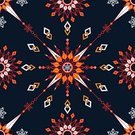 Grid,Slim,Rhombus,Deep,Blue,Contrasts,Old-fashioned,Single Flower,Snowflake,Dark,Star Shape,Decor,Ellipse,Outline,Straight,Shape,Bundle,Design,Orange Color,Construction Frame,Spotted,Triangle,Geometric Background,Symmetry,Pattern,Geometric Shape,Backgrounds,Retro Revival,Seamless,Decoration,Wallpaper Pattern,Tracery,Yellow,Sunbeam,White,Built Structure,deep blue,Pointing,Circle