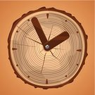 Textured,Aging Process,Wood - Material,Hardwood,Lumber Industry,Ideas,Slice,Tree Ring,Timber,Environment,Brown,Design Element,Isolated,Tree,Timer,Vector,Tree Trunk,Forest,Firewood,Bark,Circle,Time,Clock Face,Illustrations And Vector Art,Color Image,Computer Icon,Log,Clock,Machine Part,Cross Section,Nature,Old,Old-fashioned,Watch,Single Object