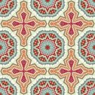 Pattern,Cross Shape,Medieval,Style,Celtic Style,Arabia,Elegance,Art,Textured,Backgrounds,Seamless,Vector