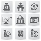 Human Resources,Vector,Icon Set