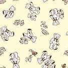 Young Animal,Bear,Cartoon,Motion,Material,Smiling,Growth,Mischief,Friendship,White,Playful,Coloring,Comfortable,Cute,Happiness,Bear Cub,Brown,Repetition,Healthy Lifestyle,Cheerful,Innocence,Vitality,Wallpaper,Image,Ilustration,Humor,Posing,Gesturing,Relaxation,Mammal,Vector