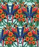 Exoticism,Bird,Tropical Climate,Backgrounds,Wallpaper Pattern,Ilustration,Drawing - Art Product,Vector,Art,Painted Image,hand drawn,Pattern