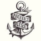 Anchor,Drawing - Art Product,Ribbon,Anchored,Old-fashioned,Nautical Vessel,Insignia,Ink,Sea,Hatching,Isolated,Drawing - Activity,Harbor,Military,No People,Vector,Rope,Single Object,Sailing,Stability,Antique,Symbol,Part Of,Old,Metal,Ilustration,Industry