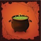 Witch,Cooking Pan,Happiness,Halloween,Magic,Beer - Alcohol,Coffee Break,Cartoon,Retro Revival,Orange Color,Liquid,Vector,Obsolete,Bubble,Spelling,Backgrounds,Ilustration,Spider,Cauldron,Symbol,Painted Image,Horror,Iron - Metal,Glowing,Old,Black Color,Holiday,Spider Web,Potion,Cooking,Witchcraft,Evil,Spooky,Green Color,Pattern,Party - Social Event,Boiler