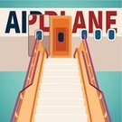 Airplane,Boarding,Steps,Staircase,Vacations,Ladder,Accessibility,Landing - Touching Down,Open,Transportation,Mobility,Concepts,Business Travel,Flying,Travel,Journey,Freedom,Sky,Cruise Ship,Ilustration,aboard,Exploration,Air,Craft,Vector,Door,Vehicle Door,Air Vehicle,Bridge - Man Made Structure,Bridge - Vessel Part,Private Airplane,Commercial Airplane,Window,Abstract,Beginnings,Business,Tourism,Aerospace Industry,Travel Destinations,People Traveling