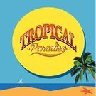 Creativity,Decoration,Island,Vacations,Ornate,Seascape,Label,Computer Graphic,Enjoyment,Vignette,Sea,Ilustration,Vector,Backgrounds,Calligraphy,Exploration,Beach,Abstract,Nature,Summer,Tree,typographic