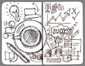 Creativity,Ideas,Art,Architecture,Hobbies,Ink,freehand,New,Hand-drawn,Planning,White,Sketch Pad,Rough,Ilustration,Paper,Design Element,Pen,Postcard,Sketch,Drawing - Activity,Outdoors,Backgrounds,Design Professional,Design,Black And White,Black Color,Macro