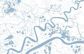 Map,Cartography,Topographic Map,Canal,Stream,River,Vector,Land,Backgrounds,Coastline,Water,Physical Geography,No People,Pattern,Topo Map,Blue,Diagram,Ilustration,Abstract
