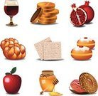 Bagel,Smoked Salmon,Vector,Hanukkah,Honey,Matzo,Unleavened Bread,Wine,Symbol,Salmon,Food,Jewish Cuisine,Smoked,Pomegranate,Ilustration,Candy,Challah,Cheese,Bread,Apple - Fruit,Judaism,Gelt,Spirituality,Rosh Hashana,Group of Objects,Sweet Food,Religion,Cultures,Set,Smoked,Chocolate Candy,Collection,Design Element,Passover,White,Jar,Holiday,Greeting,Kosher,Lifestyles,Large Group of Objects,yom kippur,Computer Graphic