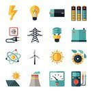 Flat,Symbol,Computer Icon,Outlet,Electricity,Business,Power Line,Design,Design Element,Electric Meter,Turbine,Fuel and Power Generation,Light Bulb,Wind,Single Object,Control Panel,Group of Objects,Fossil Fuel,Atom,Equipment,Striped,Set,Nuclear Power Station,Light - Natural Phenomenon,Environment,Electric Plug,Pipe - Tube,Generator,Plant,Web Page,Sun,Energy,Battery,Collection,Sign,Isolated,Solar Power Station,Power,Industry,Voltmeter,Water,Multimeter,Technology,Factory,Nature,Station,Electric Lamp